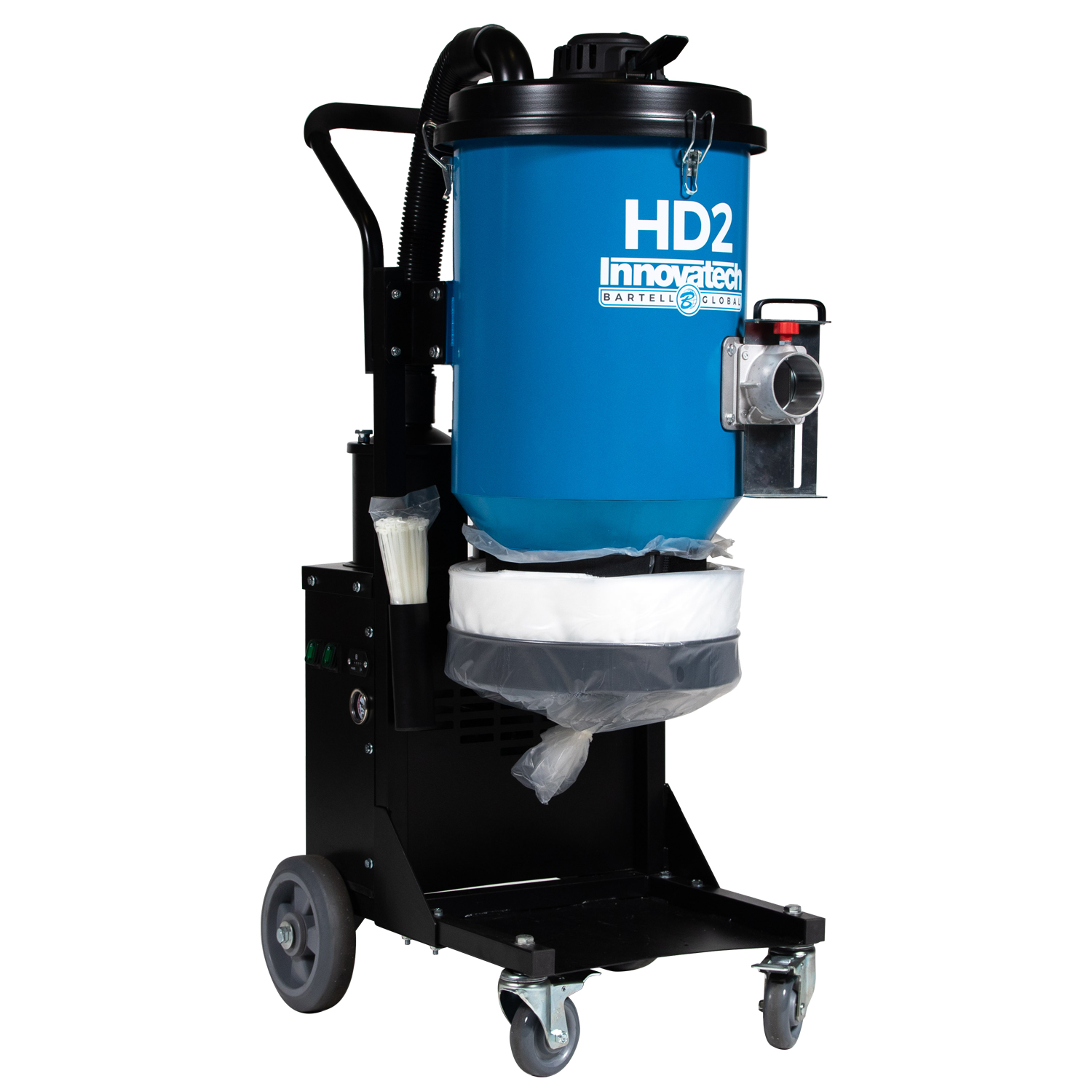 Innovatech HD2 Dust Collector, HD2, Dust Collector, Innovatech HD2