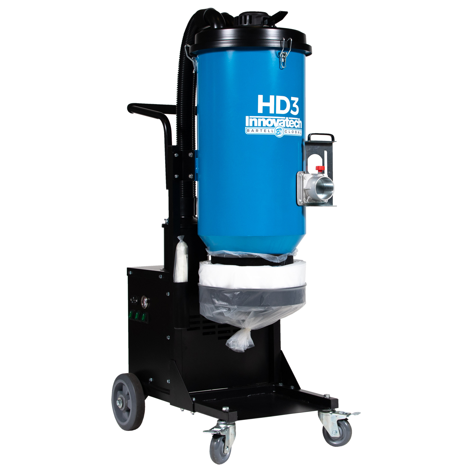 Innovatech HD3 Dust Collector, HD3, Dust Collector, Innovatech HD3