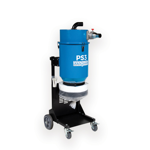 Innovatech PS3, Pre-separator Dust collector, PS3, separator